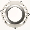 Ducati Speedy Moto Flow Clutch Cover Titanium