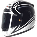 Suomy Apex 60s Legend Black Helmet