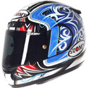 Suomy Apex Tornado Blue/Red Helmet