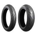 Bridgestone Battlax S20 Performance Front And Rear Tire Set