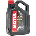 Motul 300V Full Synthetic Motor Oil 4 Liters