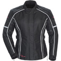 Tourmaster Women's Trinity Series 3 Textile Jacket Black