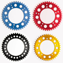 Driven Rear Sprockets All bikes All Sizes