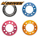 Driven Racing Aluminum 525 Rear Sprocket 04-16 Kawasaki ZX10R