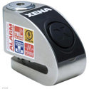Xena Security Disc Lock Alarm - XZZ6L-SS Stainless Steel Body